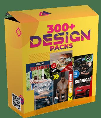 300 Design Ads box cover min