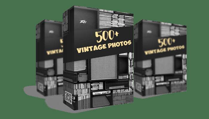 500 Vintage Photoss min